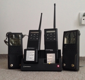 Motorola HT300 Radios and Charger | Obsolete Parts and Components ...